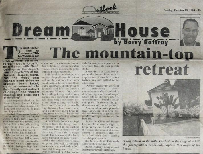Dream House Write-Up